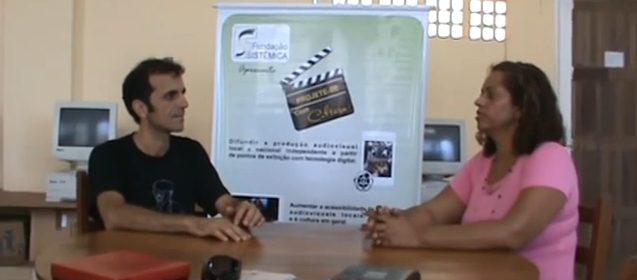 """Entrevista com Lívio Lima sobre o """"Projete-se"""""""