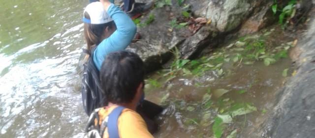 Trilhas Ecológicas:  Fagundes-PB Agosto/2015