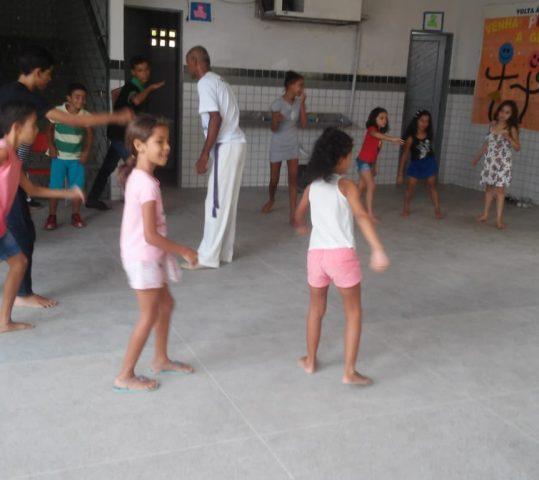 Capoeira e Desenho