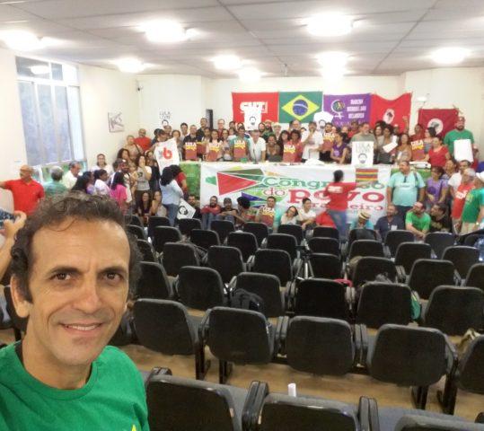 Articulação do Congresso do Povo na Paraíba